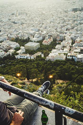 Ateny: miasto ładne inaczej
