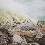 Indonezja cz. III: wulkan Ijen