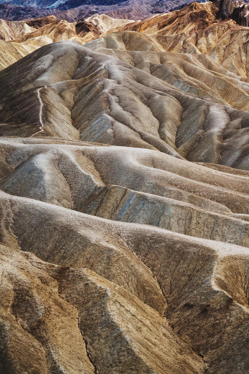 Śmierć, hazard i pęknięta szyba: Death Valley i Las Vegas
