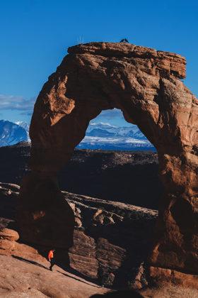 delicate arch arches