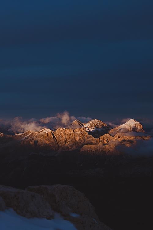Piz Boe Dolomity