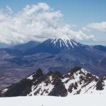 Nowa Zelandia: Ciepło, cieplej, wulkan