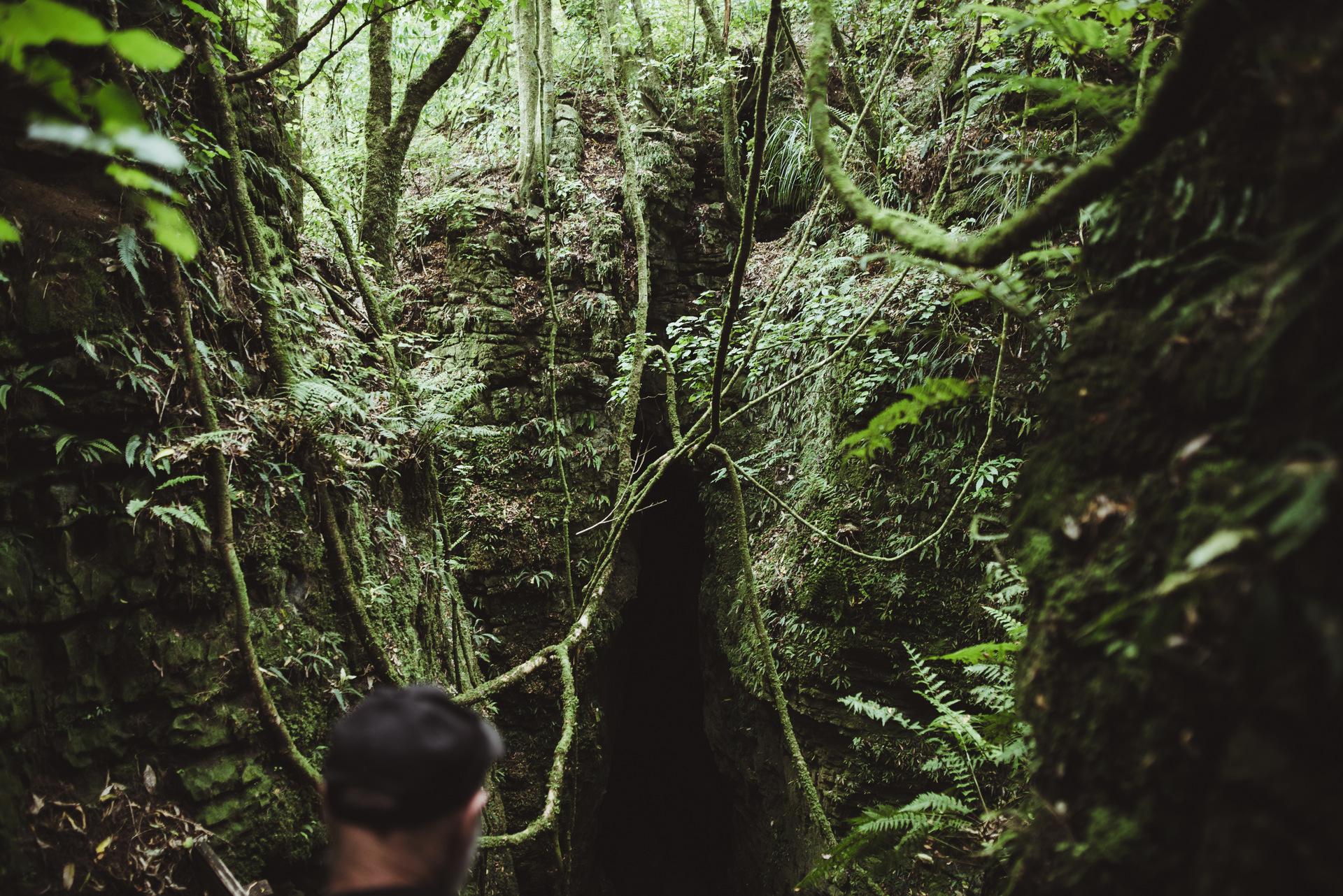 waitomo nowa zelandia