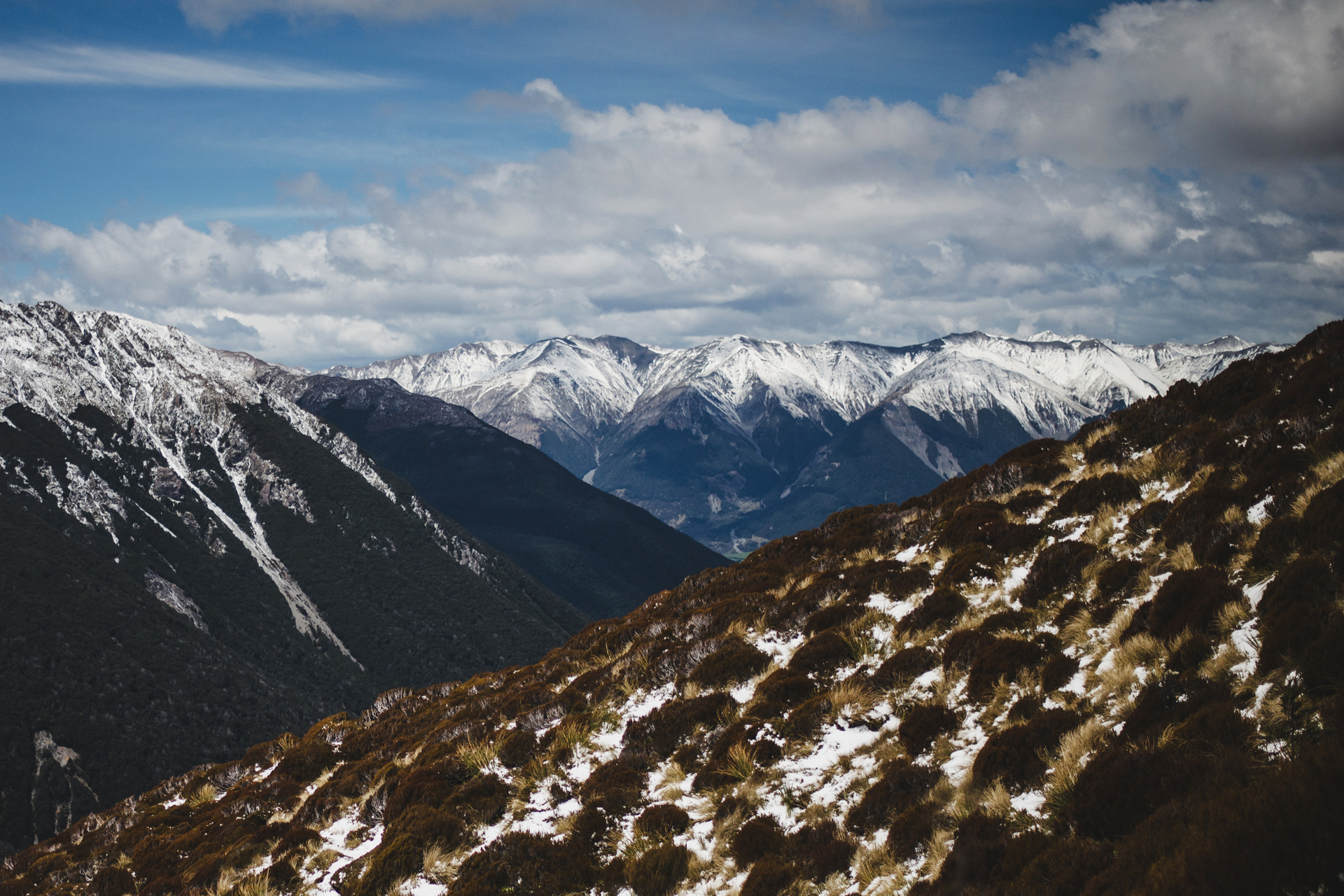 avalanche peak arthurs pass