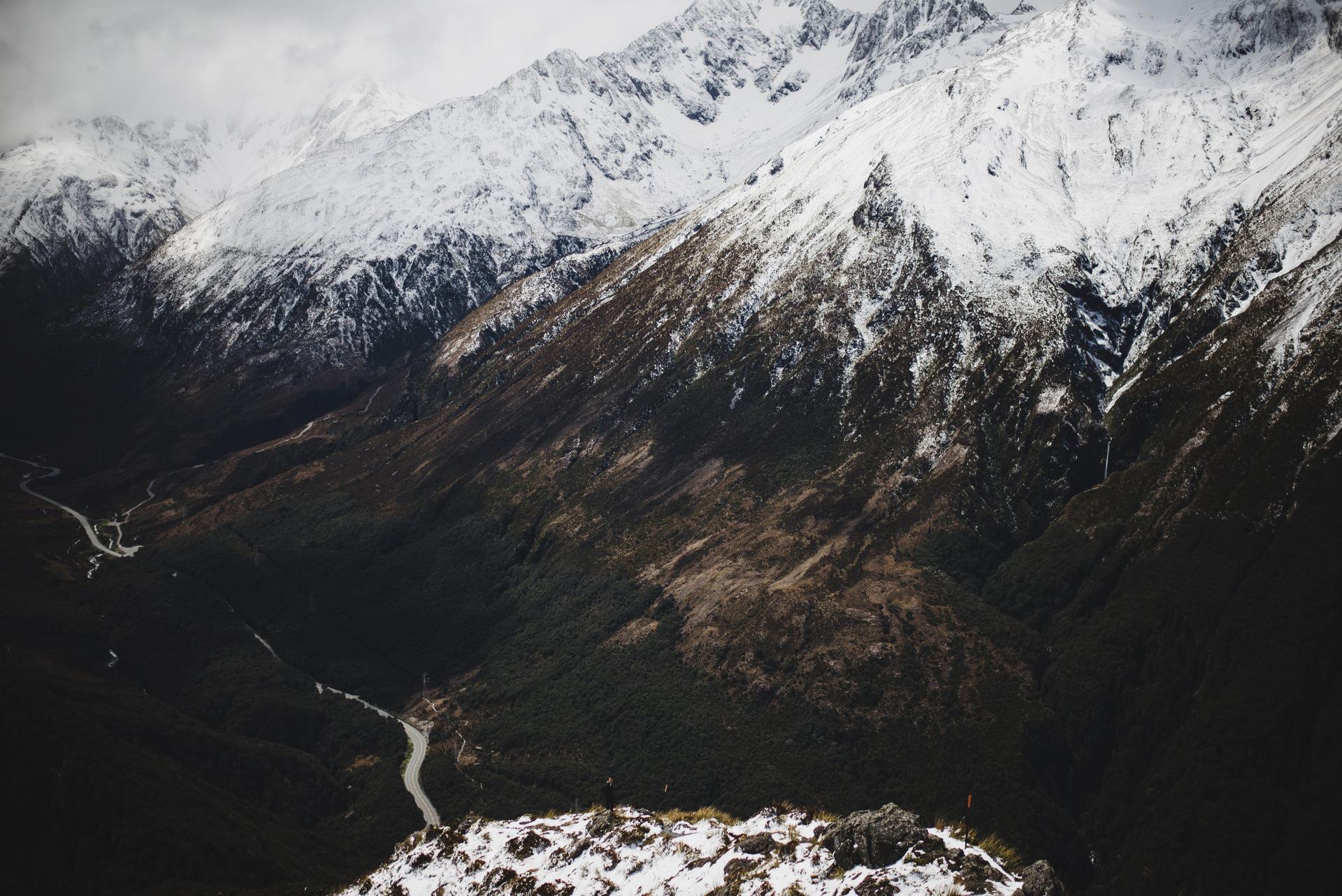 avalanche peak arthurs pass