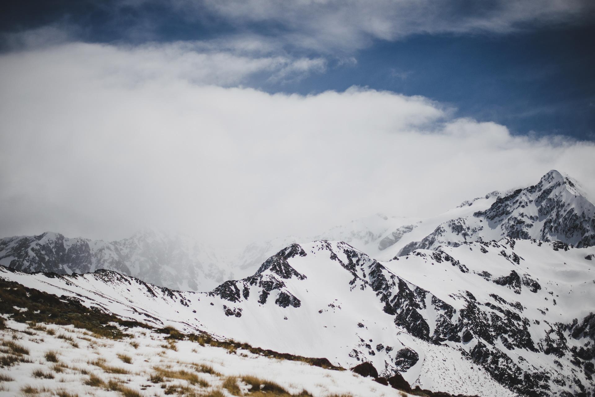 avalanche peak szlak