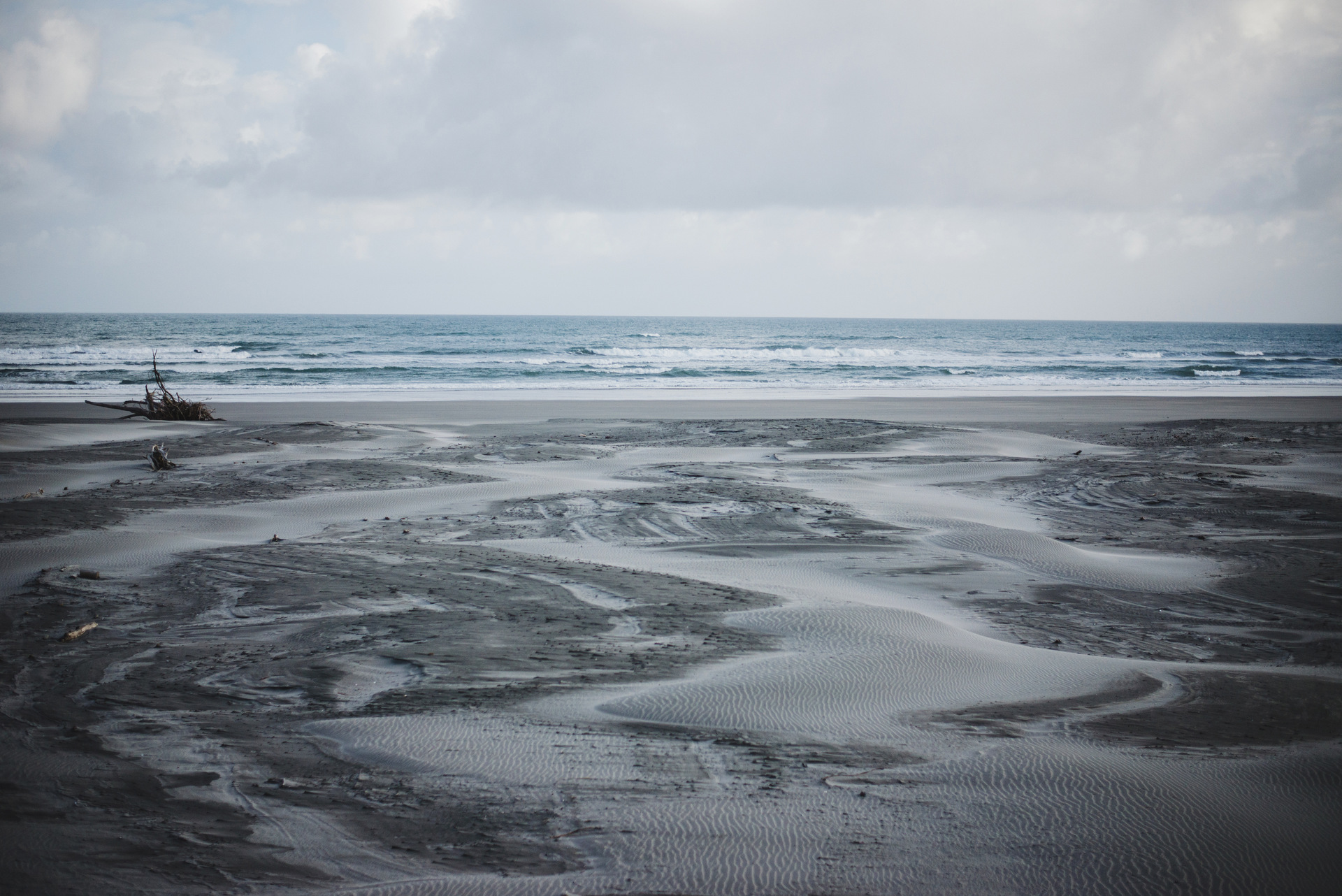 nowa zelandia farewell spit