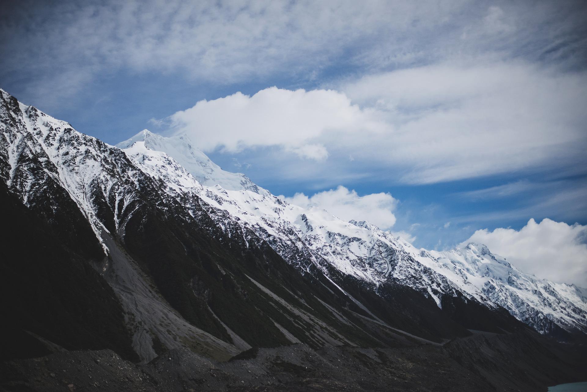 lodowiec tasmana