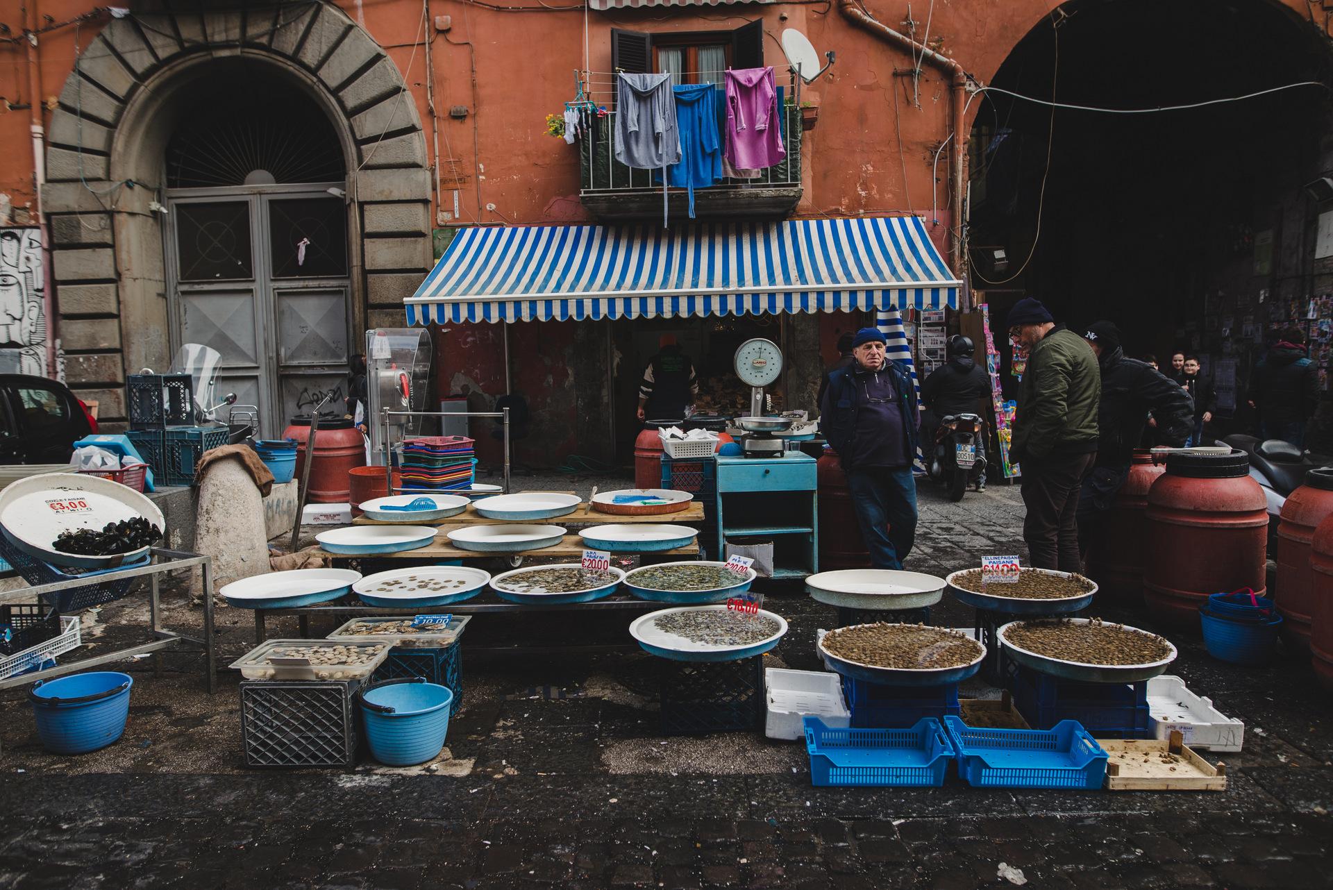 centro storico neapol