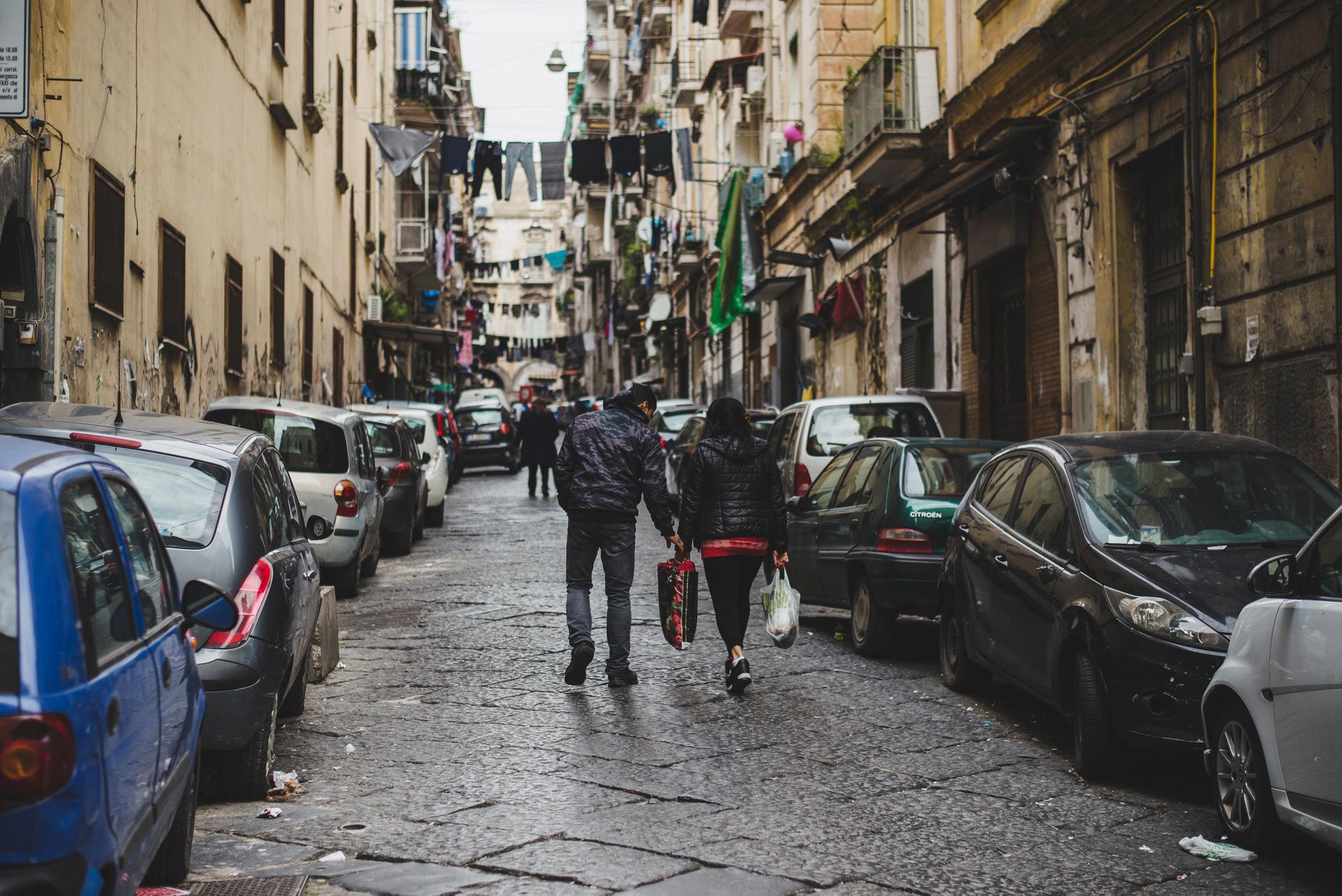 neapol centro storico