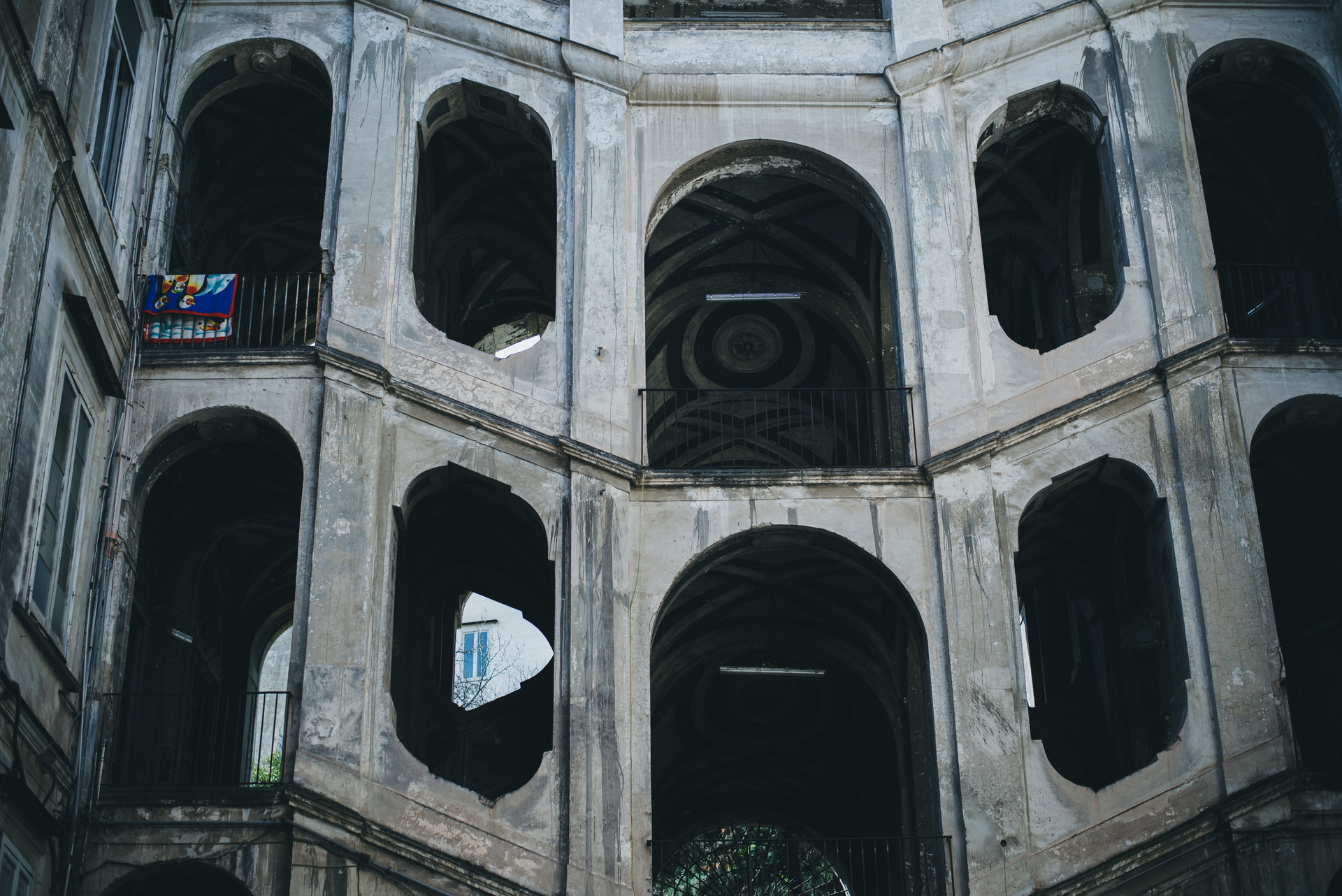Palazzo San Felice sanita neapol
