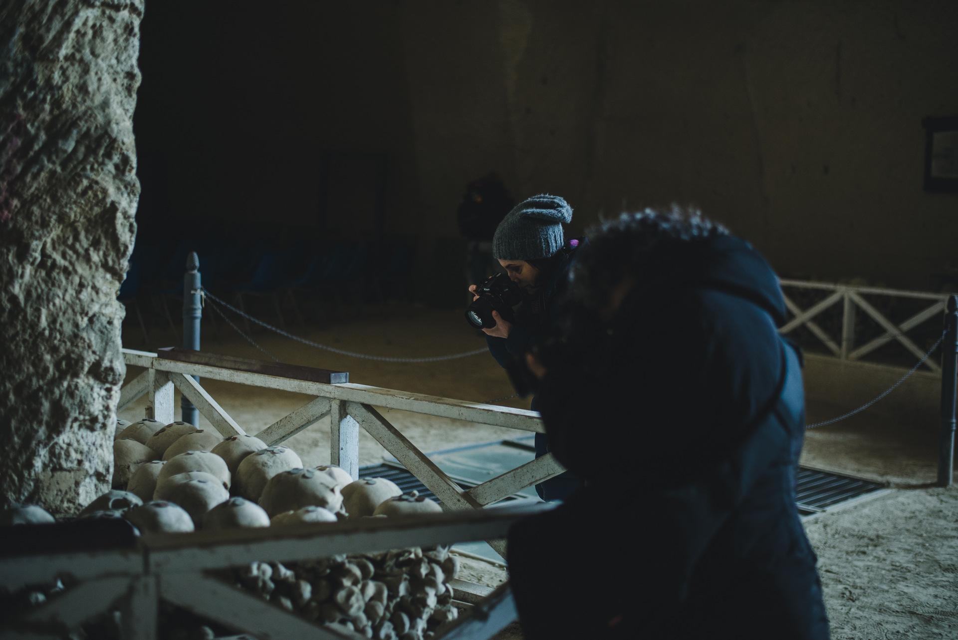 czaszki neapol