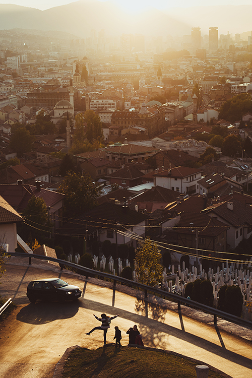Sarajewo bez spiny