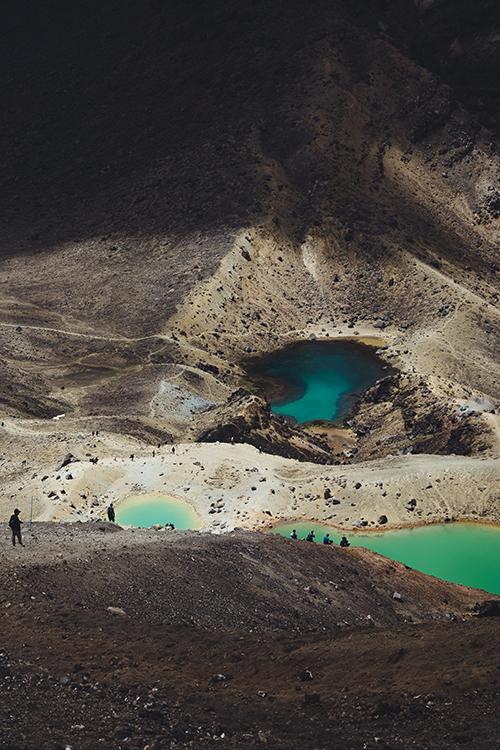 Do trzech razy sztuka: Tongariro Alpine Crossing. Dramat w 3 aktach.