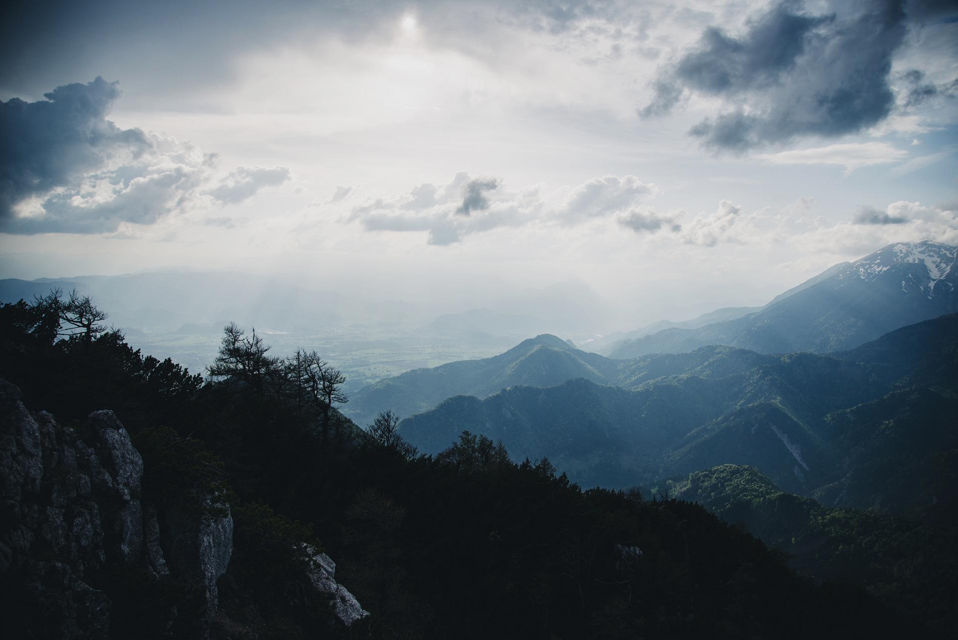 slowenia góry