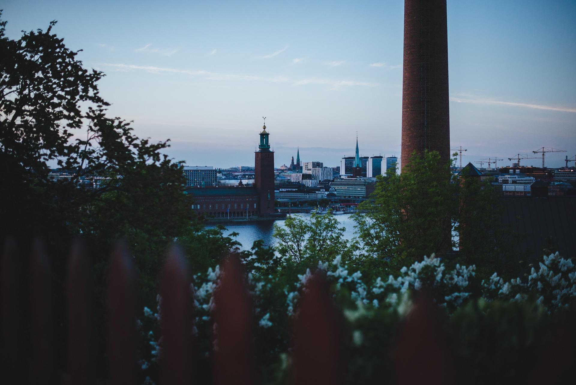 Skinnarsvigsberget stockholm