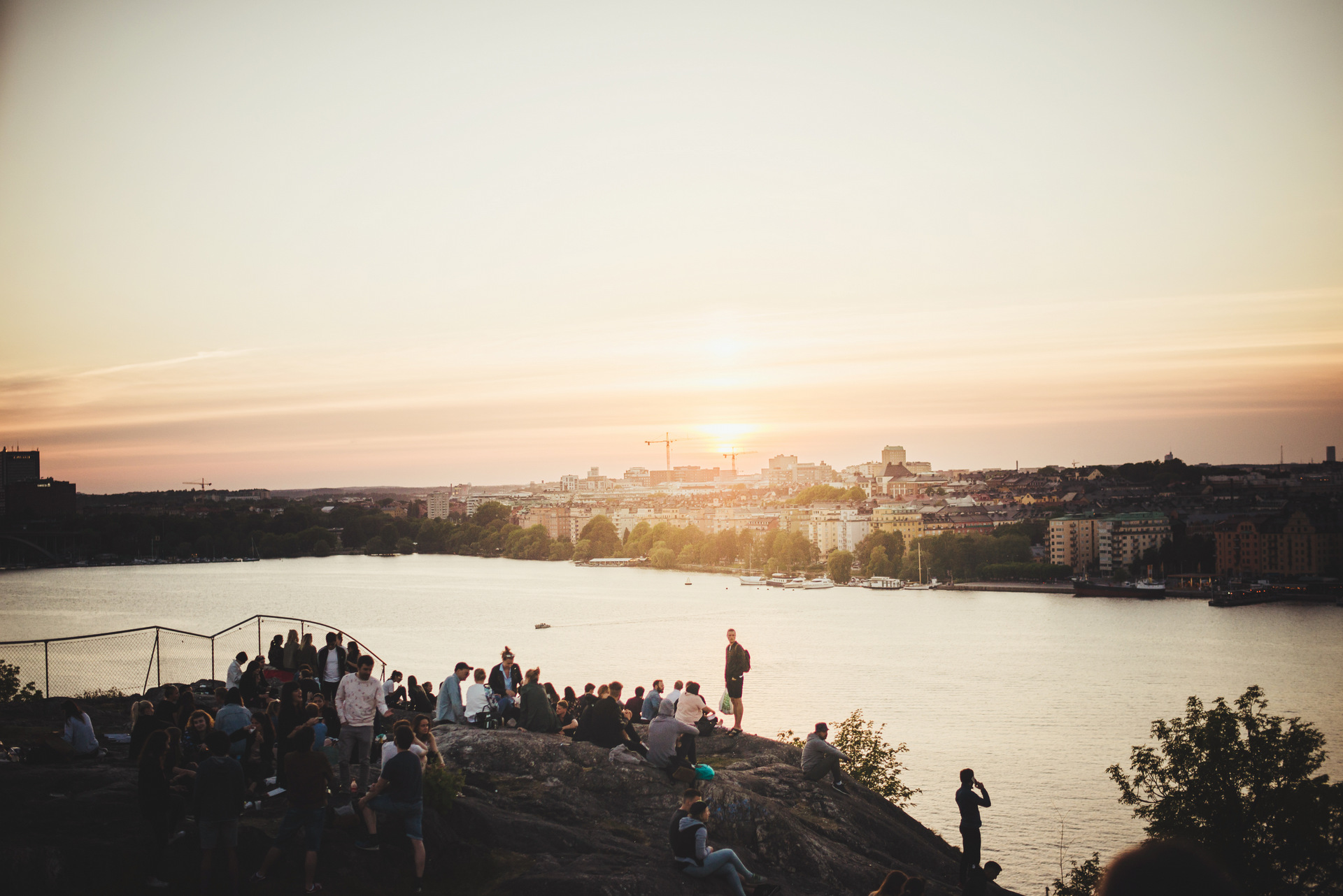 Skinnarsvigsberget Sztokholm