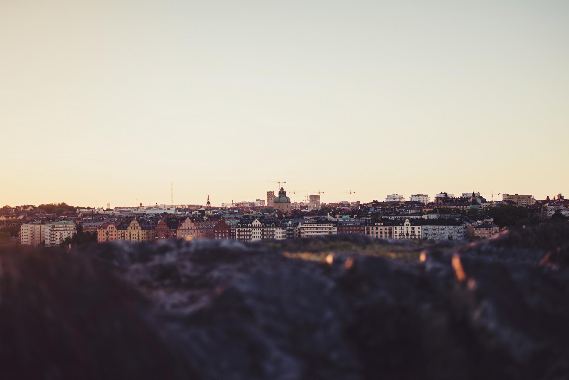 Sodermalm Sztokholm