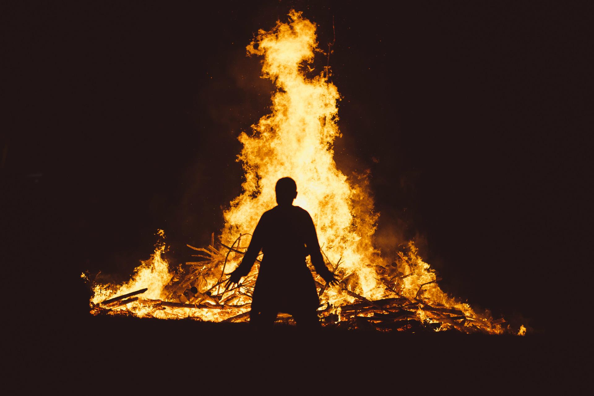 kresovanje ognisko
