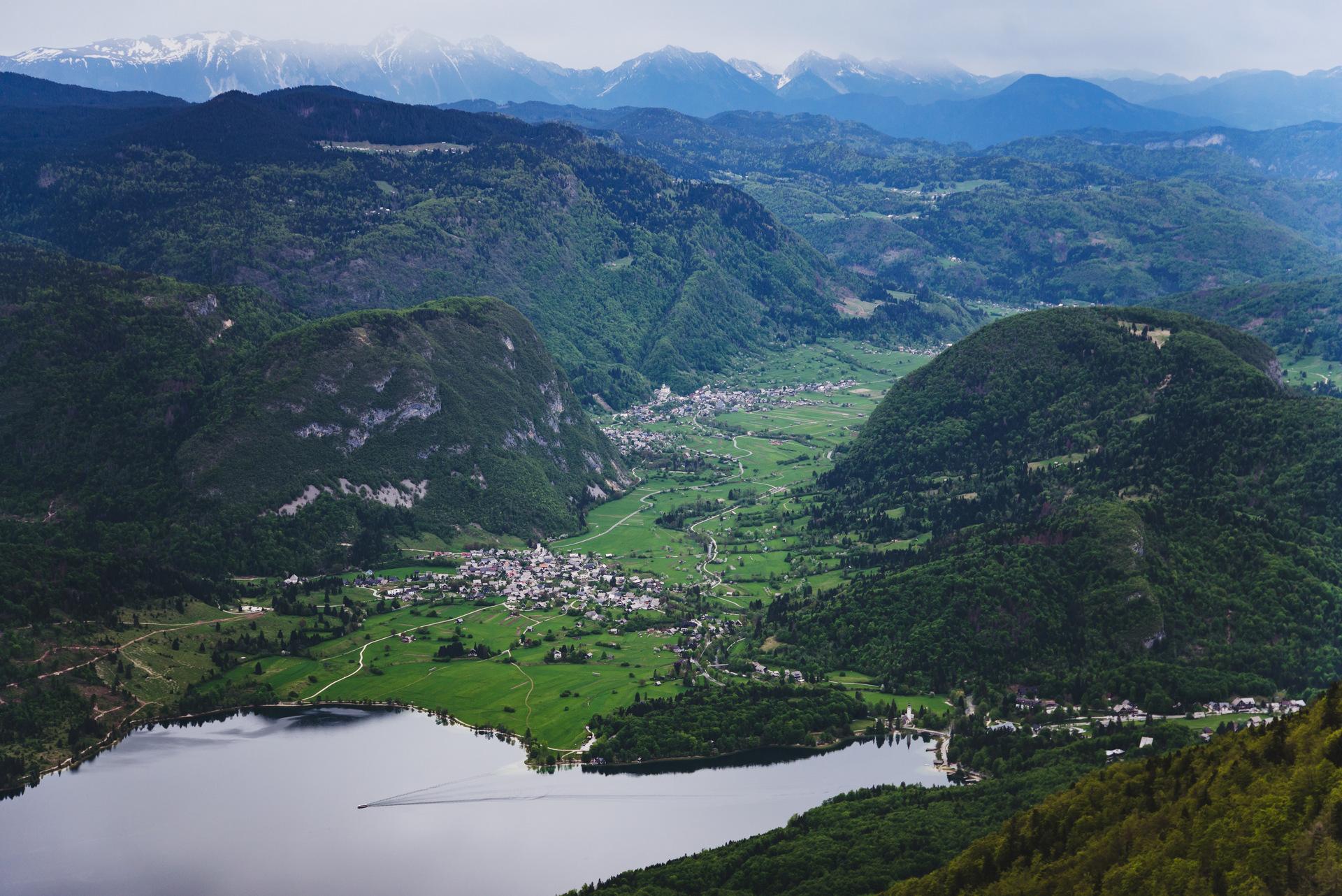 kolejka linowa słowenia