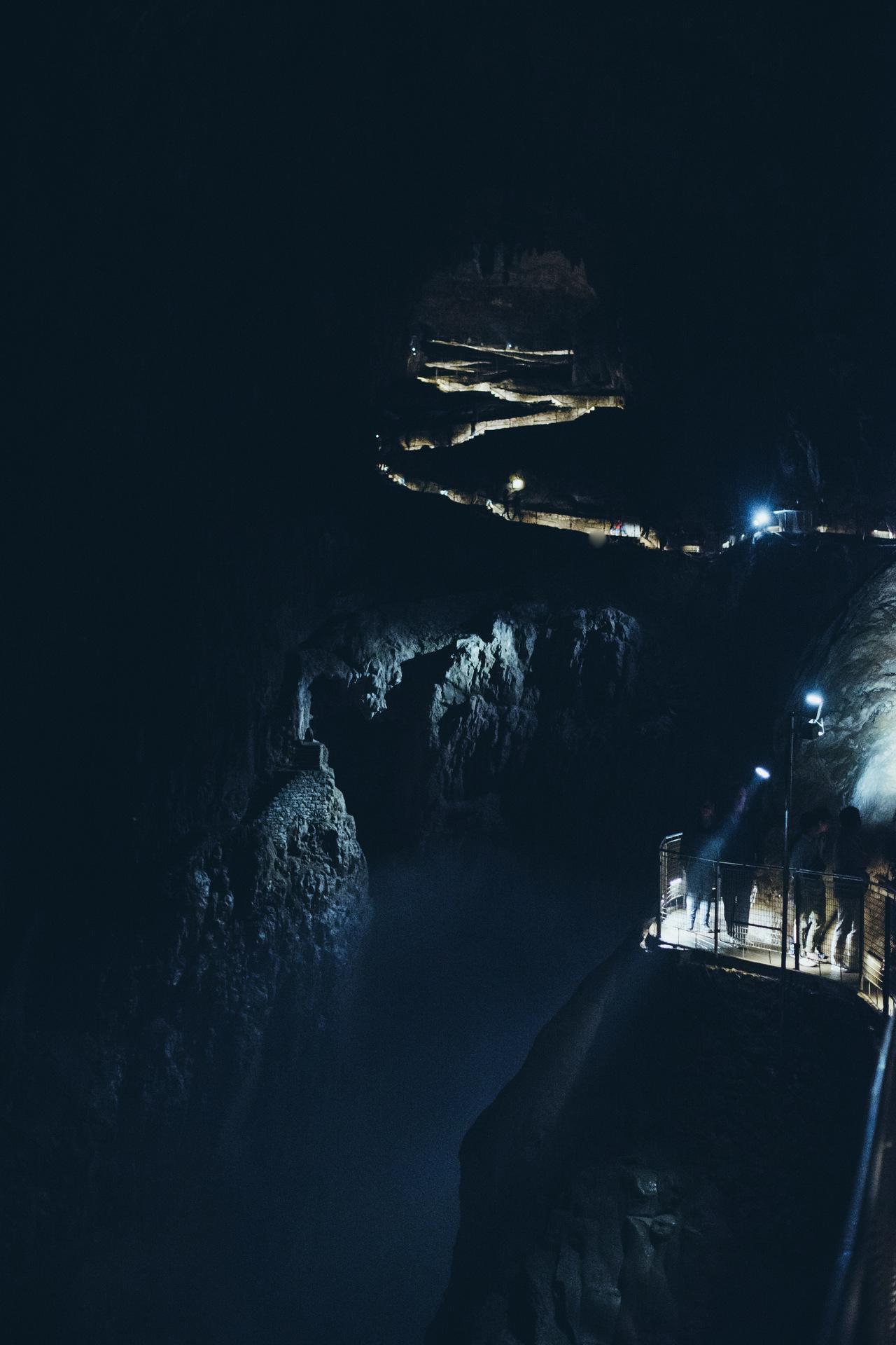 jaskinie szkocjanskie slowenia