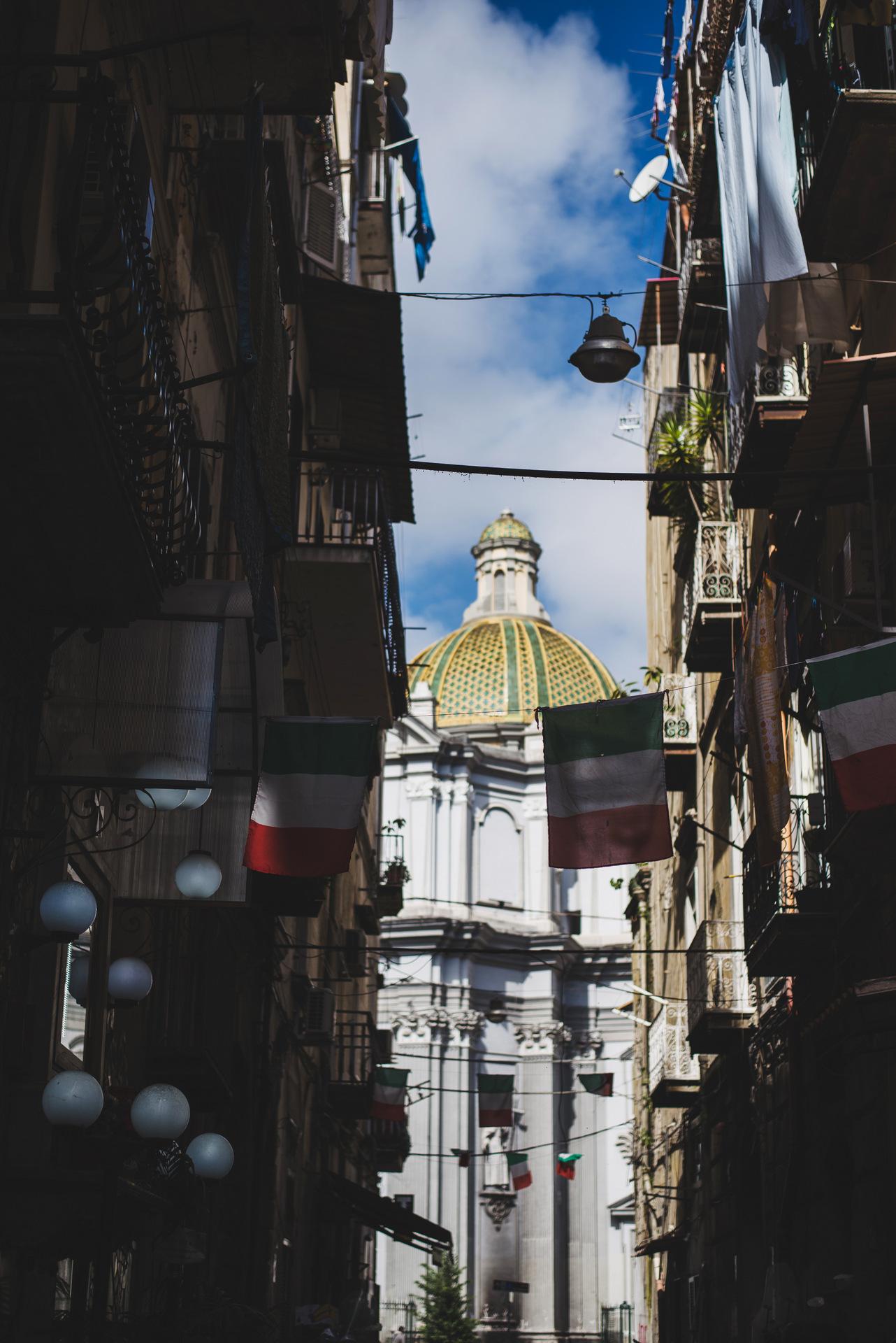 neapol ulice
