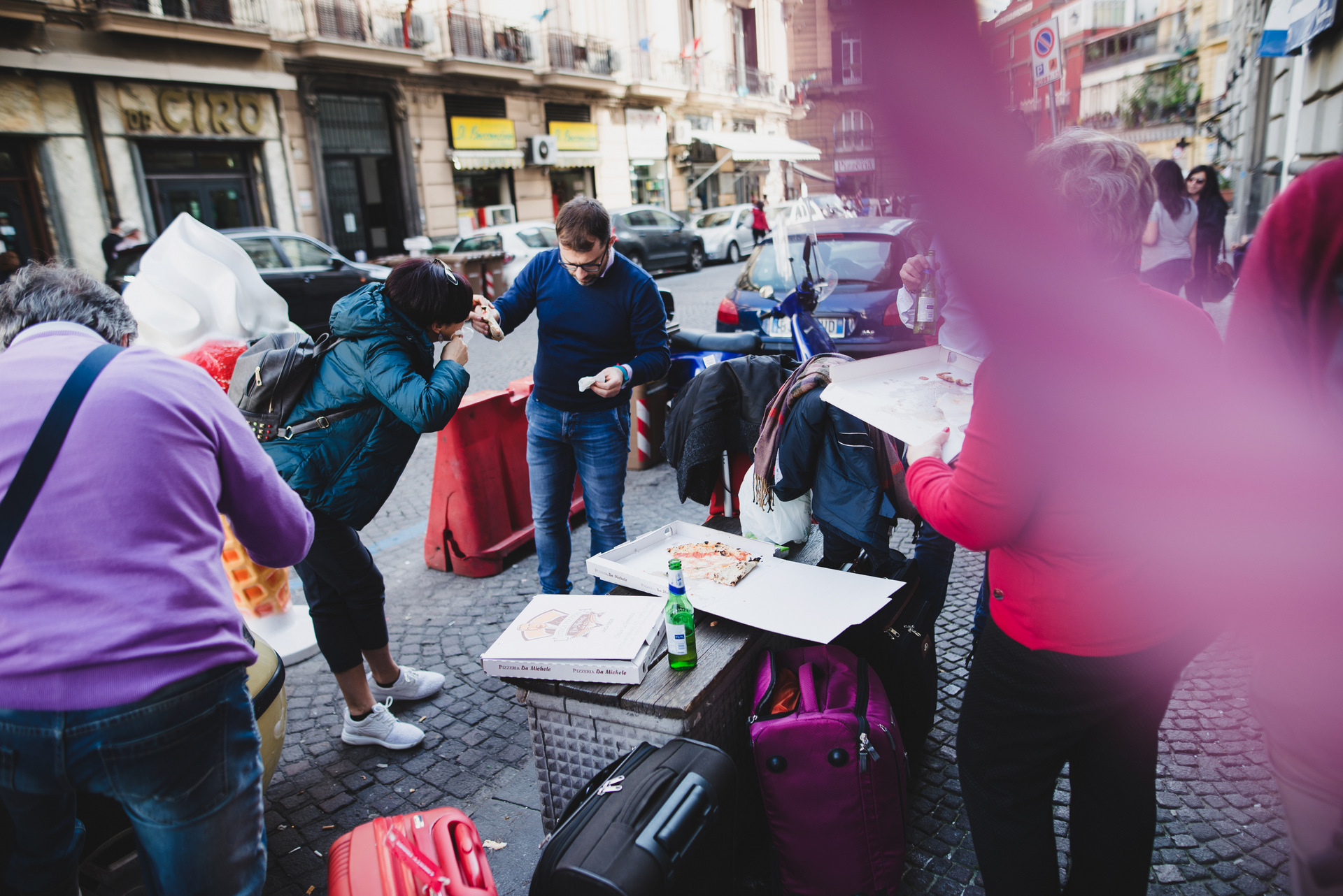 pizza w neapolu