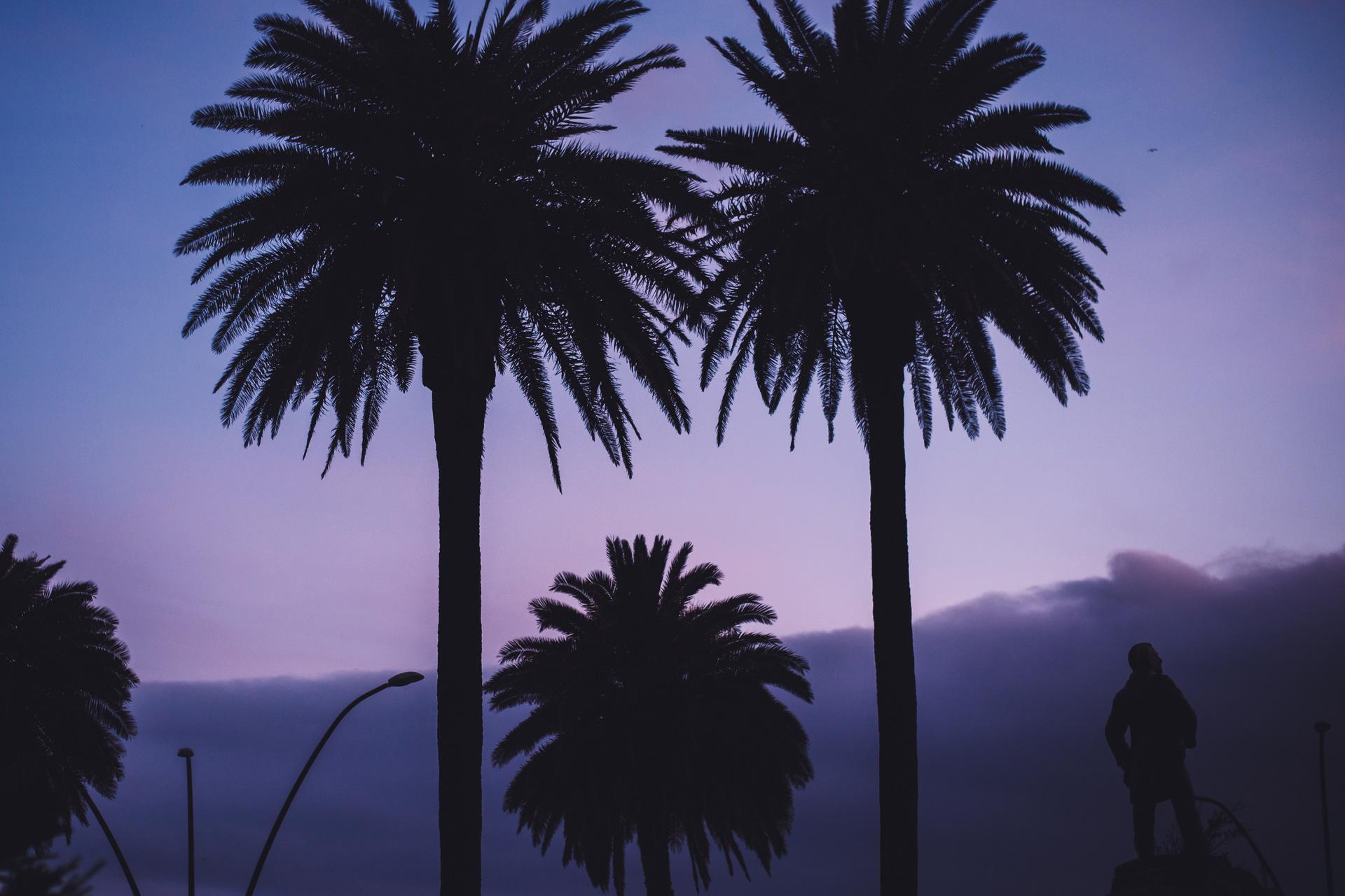 neapol zachod słońca