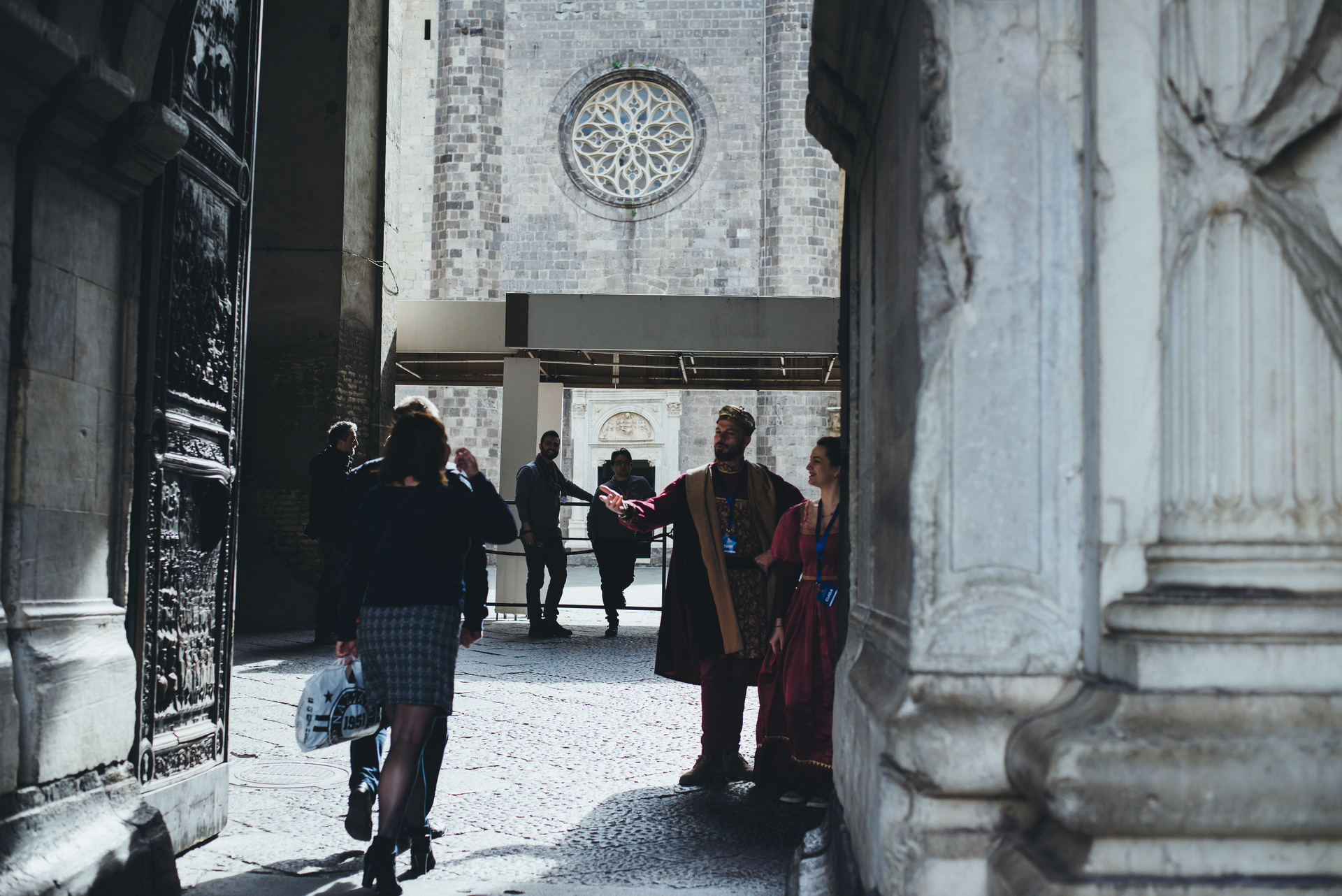 Castel Nuovo neapol