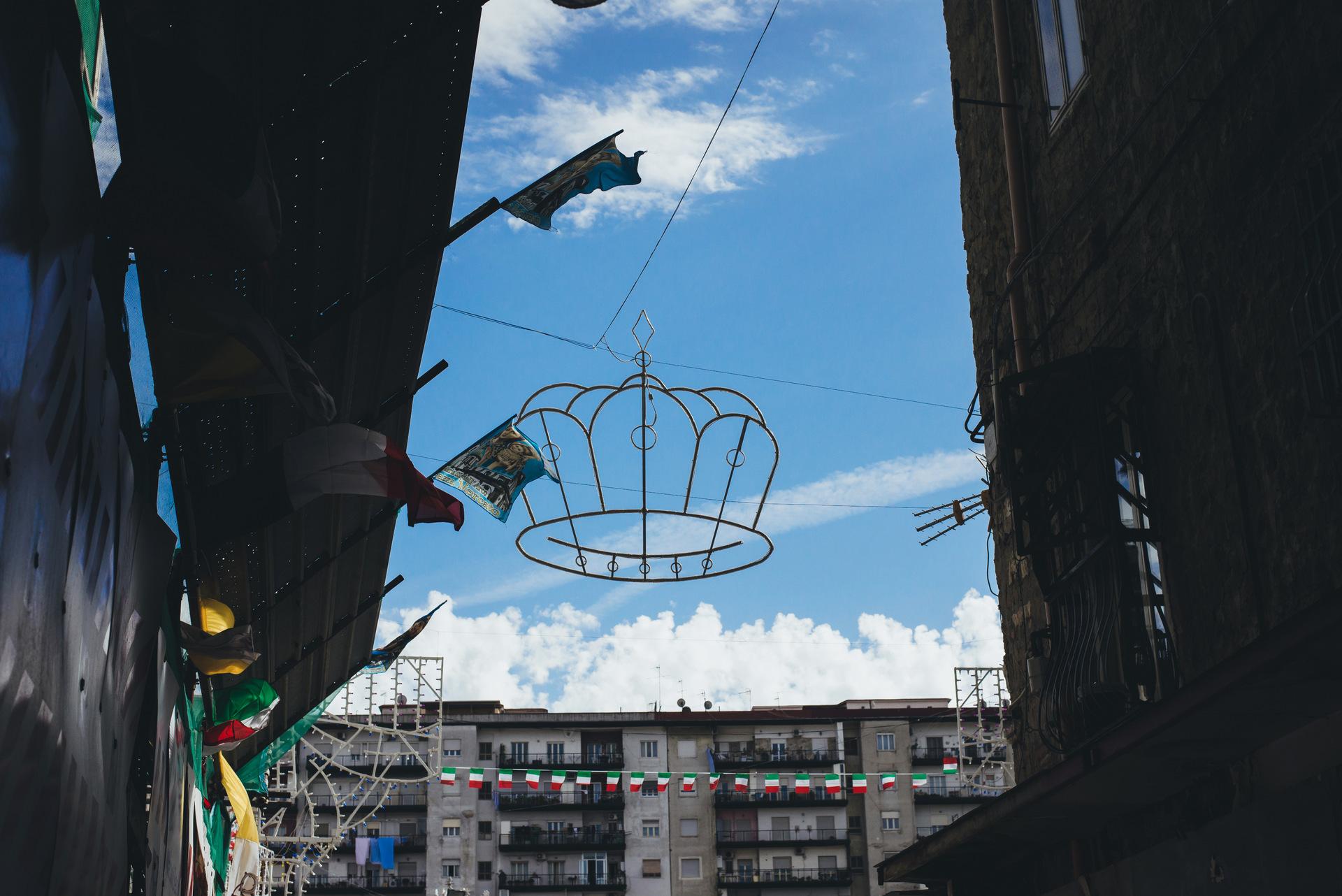 uliczki neapol