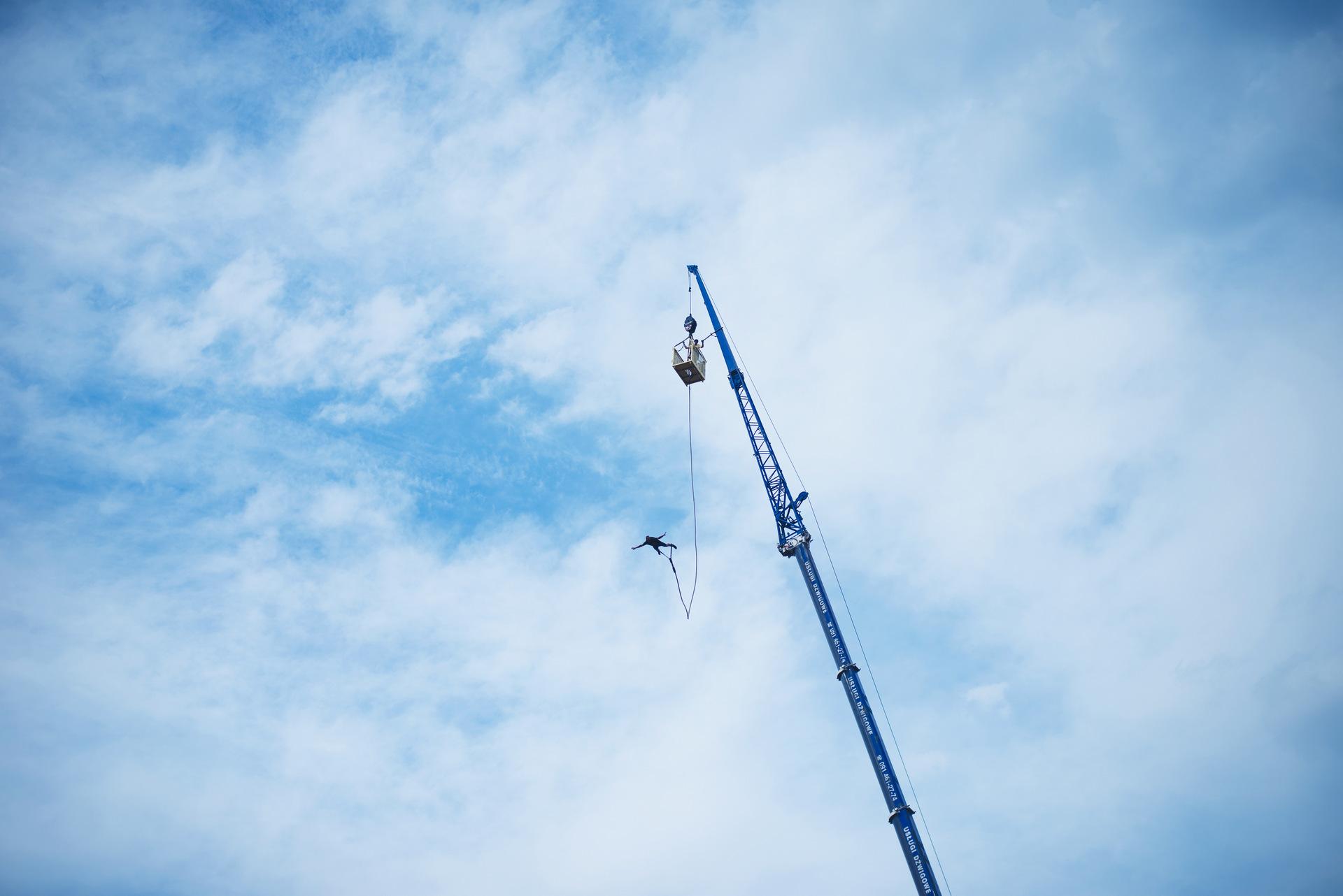 woodstock skok na bungee