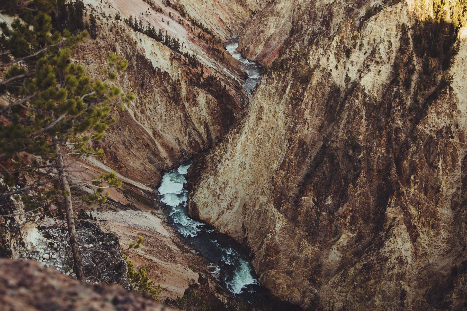 atrakcje yellowstone