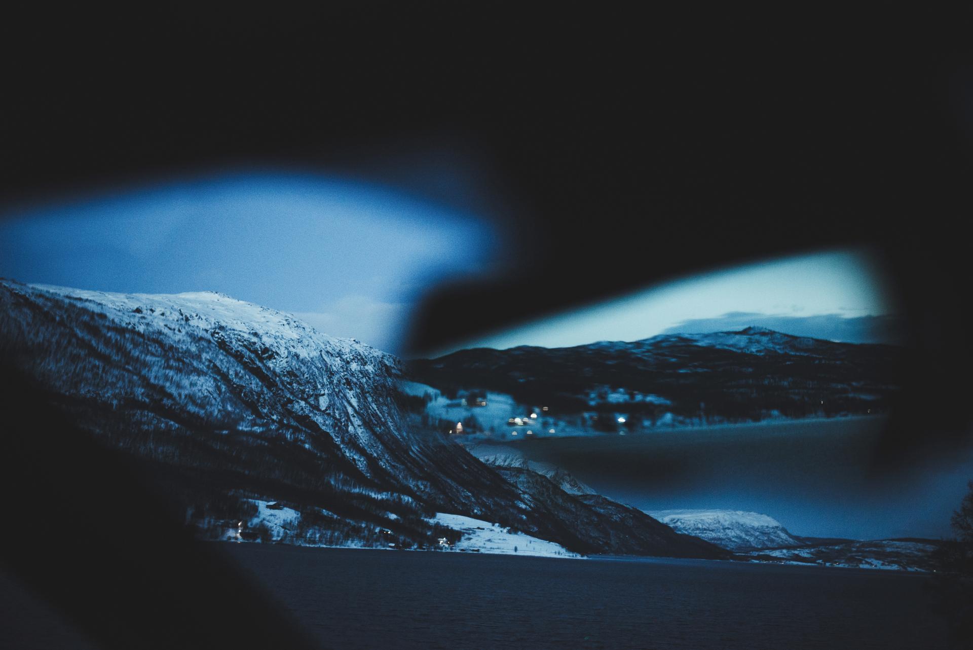 okolice tromso norwegia