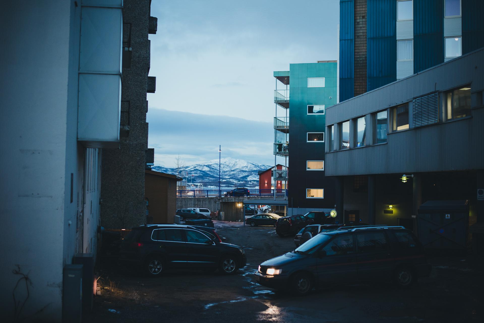 tromso norwegia