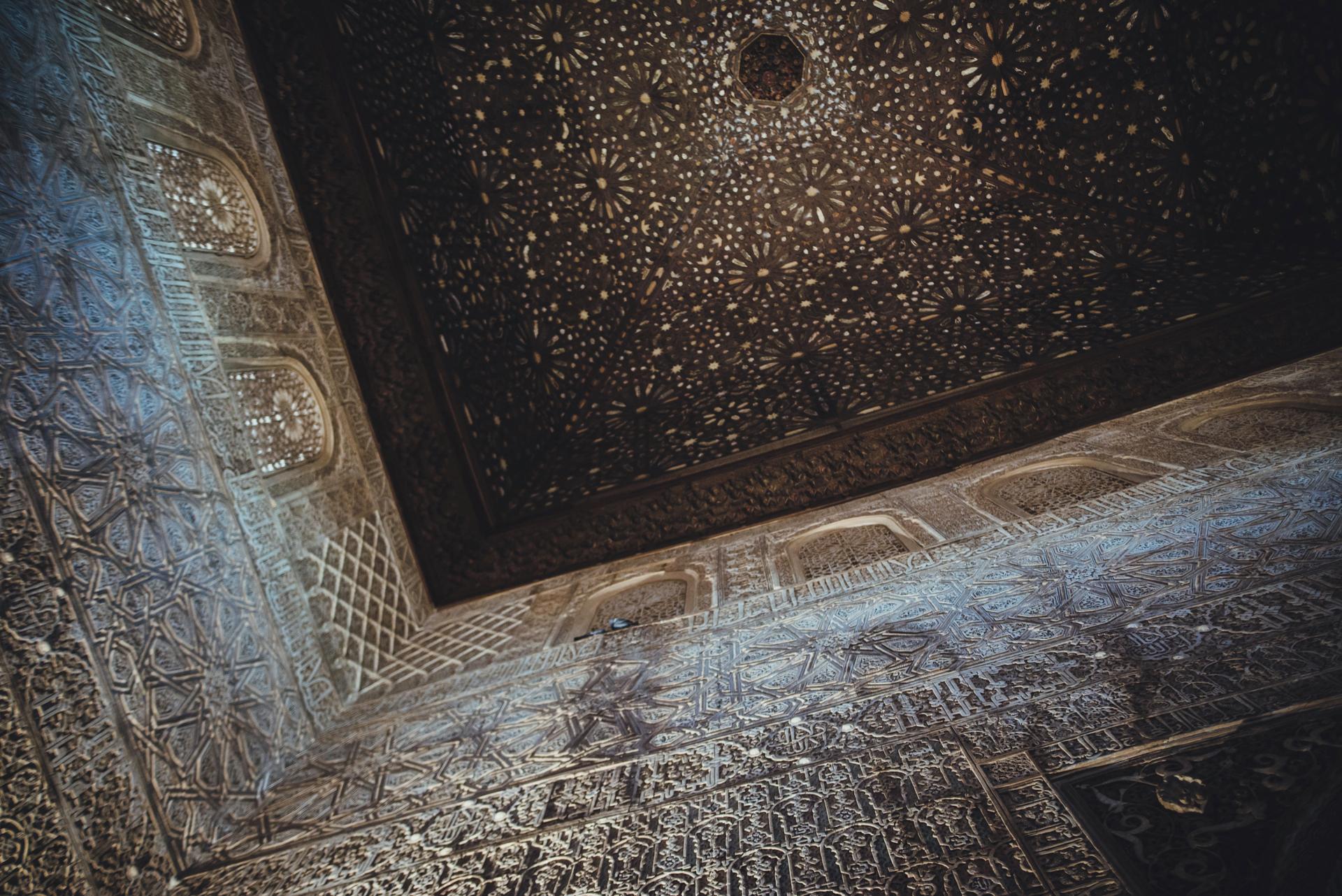 granada alhambra zwiedzanie