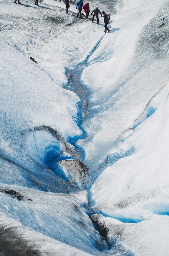 lodowiec patagonia