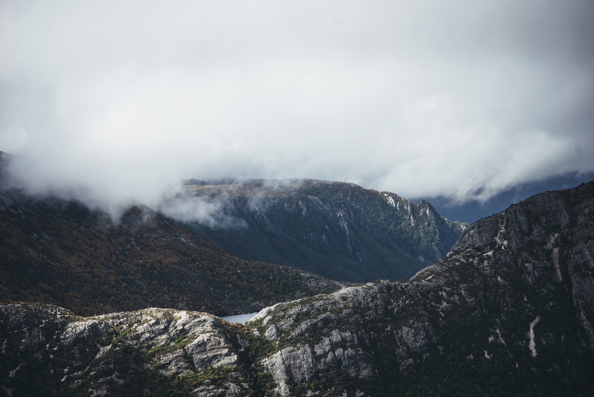 tasmania cradle mountain