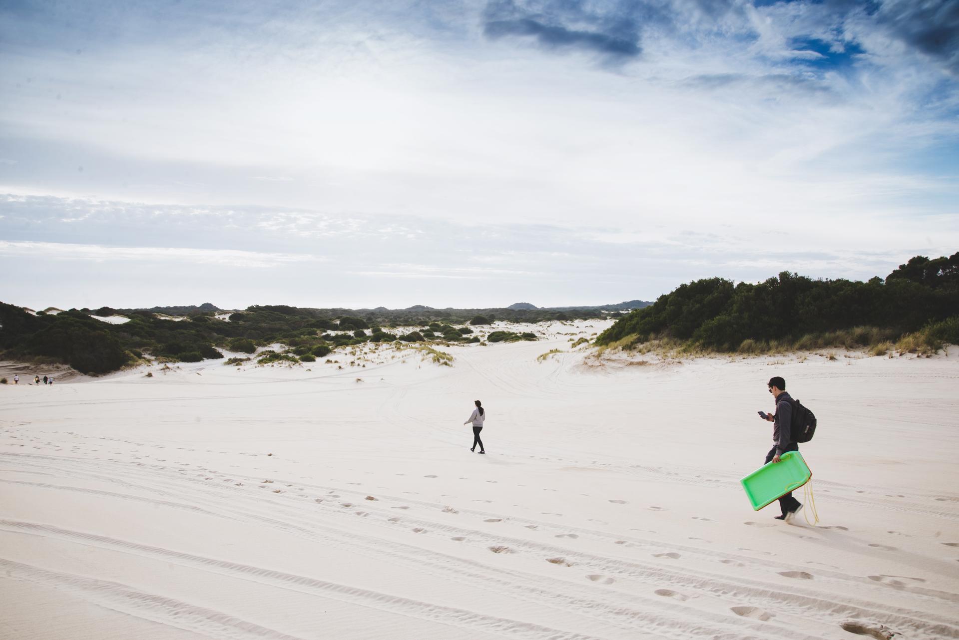 henty dunes tasmania