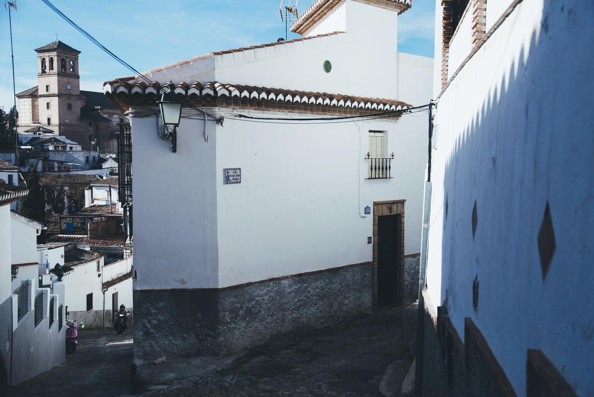 granada hiszpania