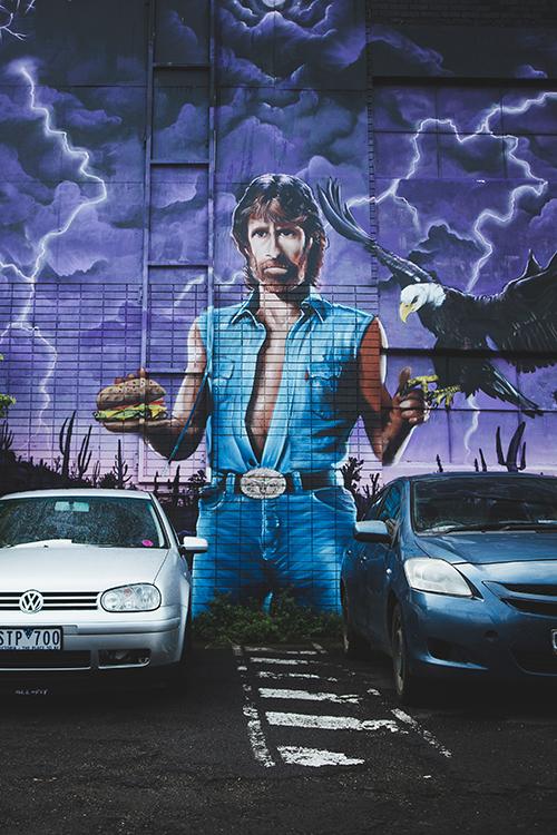 Co ma Melbourne, czego nie ma Sydney?