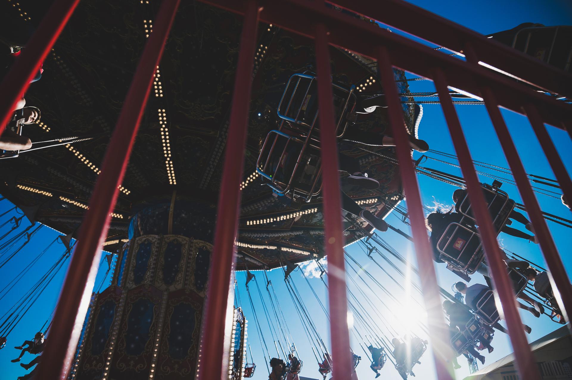 sydney atrakcje lunapark