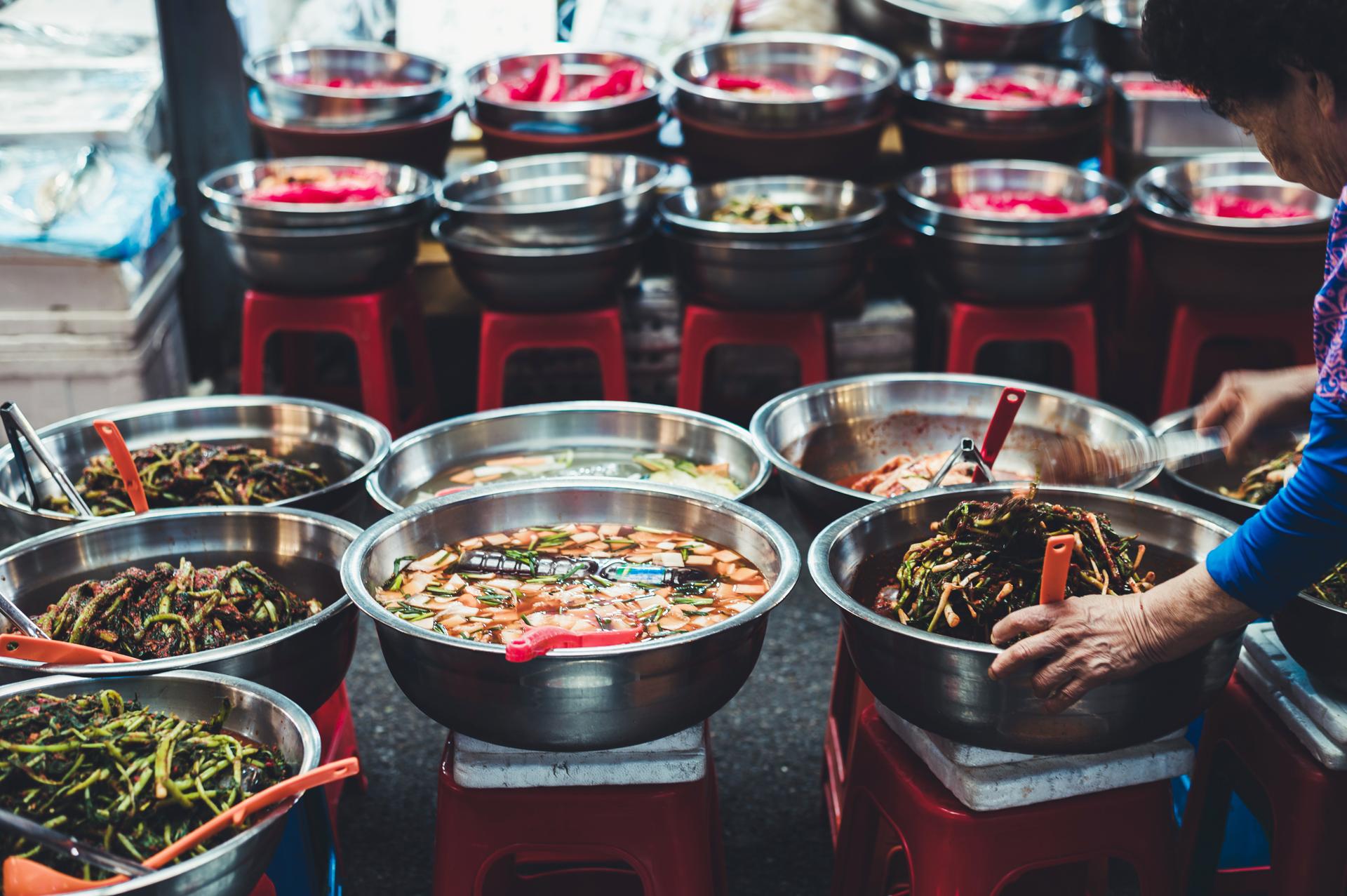 kuchnia koreanska