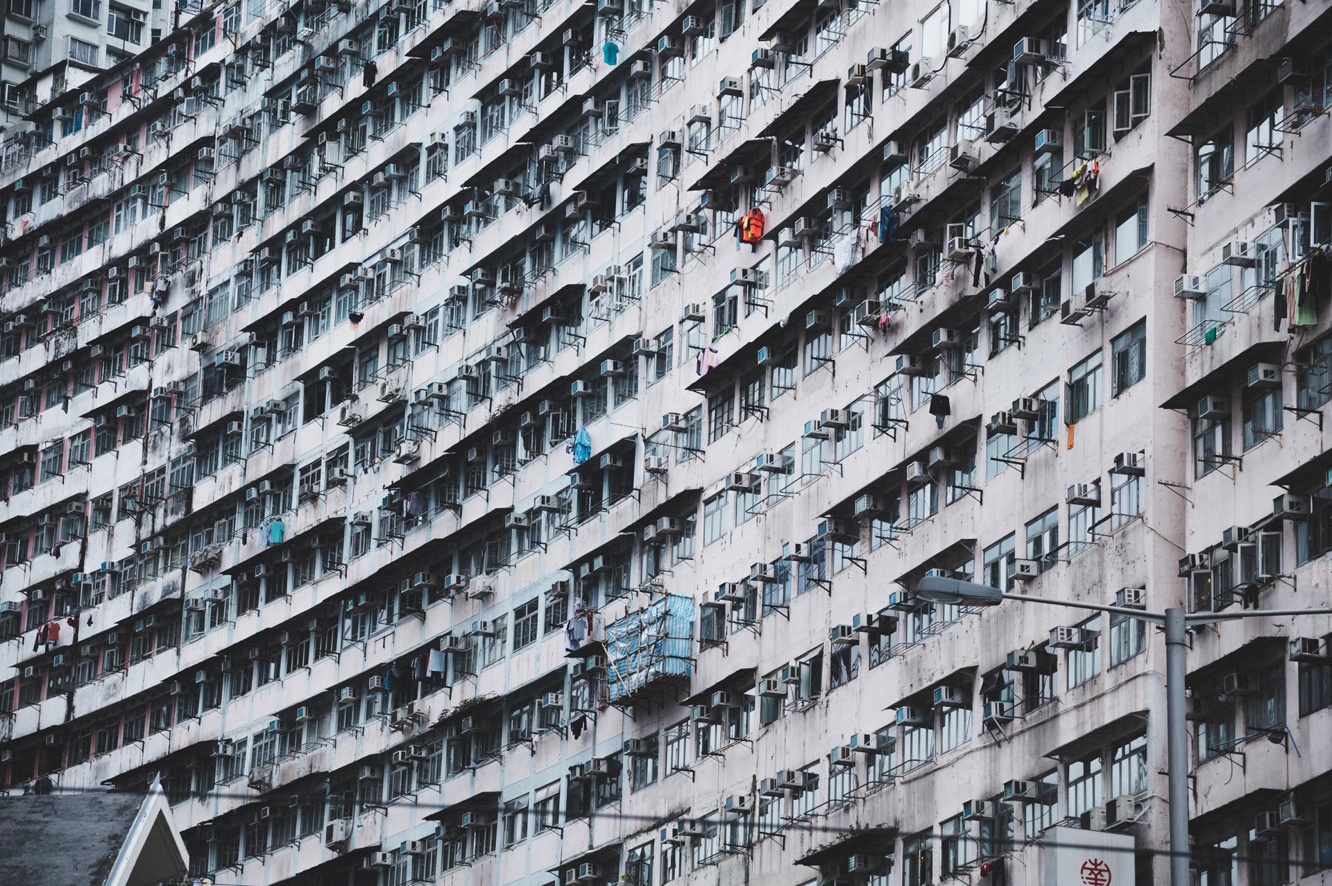 monster building hong kong